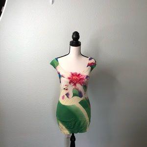TwentyOne Mini Sweater Dress  Size Small